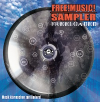 Cover des Free Music Contest 2010 Samplers